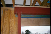structure of garage door